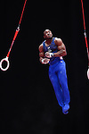 Gymnastics World Championships Mens Qualifications  26.10.15. USA in action.Donnell Whitenburg