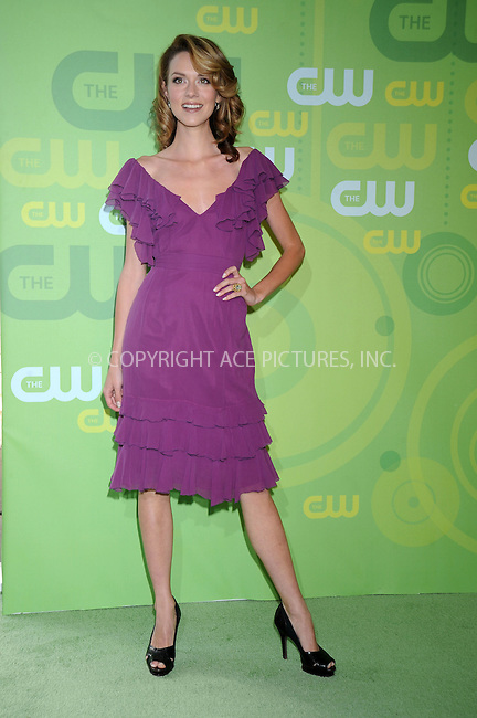 WWW.ACEPIXS.COM . . . . .....May 13, 2008. New York City.....Actress Hilarie Burton attends the CW Network Upfronts at Lincoln Center...  ....Please byline: Kristin Callahan - ACEPIXS.COM..... *** ***..Ace Pictures, Inc:  ..Philip Vaughan (646) 769 0430..e-mail: info@acepixs.com..web: http://www.acepixs.com