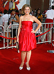 "LOS ANGELES, CA. - October 16: Actress Lauren Storm arrives at the Los Angeles Premiere of ""High School Musical 3"" at the Galen Center at the University Of Southern California on October 16, 2008 in Los Angeles, California."