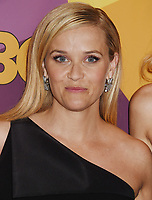 BEVERLY HILLS, CA - JANUARY 07: Actress Reese Witherspoon arrives at HBO's Official Golden Globe Awards After Party at Circa 55 Restaurant in the Beverly Hilton Hotel on January 7, 2018 in Los Angeles, California.