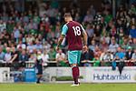 29.07.2017, Heinz-Dettmer-Stadion, Lohne, GER, FSP, SV Werder Bremen vs West Ham United<br /> <br /> im Bild<br /> Marko Arnautovic (West Ham #18), <br /> <br /> Foto © nordphoto / Ewert