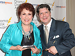 Judy Kaye & Michael McGrath.in the winners press room at the 57th Annual Drama Desk Awards held at the The Town Hall in New York City, NY on June 3, 2012.