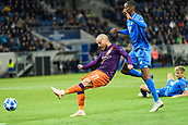 2018 Champions League Football 1899 Hoffenheim v Manchester City Oct 2nd