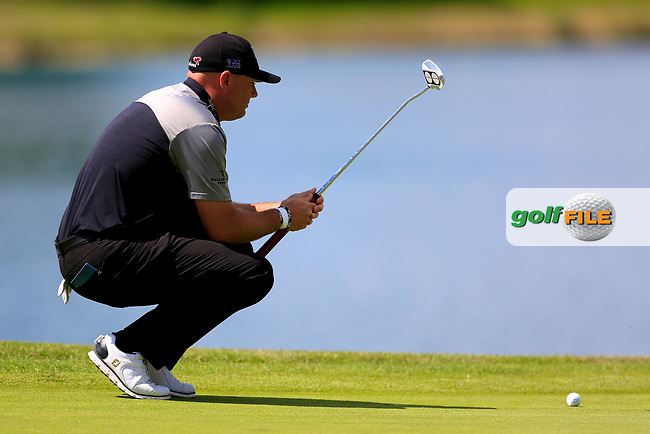 Graeme Storm (ENG) during the third round of the Lyoness Open powered by Organic+ played at Diamond Country Club, Atzenbrugg, Austria. 8-11 June 2017.<br /> 10/06/2017.<br /> Picture: Golffile | Phil Inglis<br /> <br /> <br /> All photo usage must carry mandatory copyright credit (&copy; Golffile | Phil Inglis)