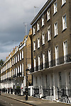 Housing London. Kensington and Chelsea South Street London SW7. UK 2009