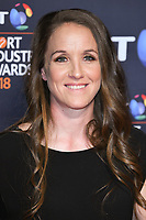 Lizzie Deignan arriving for the BT Sport Industry Awards 2018 at the Battersea Evolution, London, UK. <br /> 26 April  2018<br /> Picture: Steve Vas/Featureflash/SilverHub 0208 004 5359 sales@silverhubmedia.com