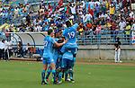 Jaguares venció como local 2-1 a Millonarios. Fecha 5 Liga Águila.