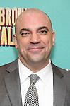 Paul Salvatoriel attends the Broadway Opening Night After Party for 'A Bronx Tale' at The Marriot Marquis Hotel on December 1, 2016 in New York City.