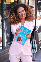 NEW YORK, NY - JUNE 11: Elaine Welteroth at BUILD SERIES on June 11, 2019 in New York City. <br /> CAP/MPI99<br /> ©MPI99/Capital Pictures