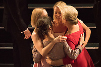 Oscar&reg; nominees, Saoirse Ronan, Sally Hawkins, Margot Robbie and Meryl Streep embrace during the live ABC Telecast of the 90th Oscars&reg; at the Dolby&reg; Theatre in Hollywood, CA on Sunday, March 4, 2018.<br /> *Editorial Use Only*<br /> CAP/PLF/AMPAS<br /> Supplied by Capital Pictures