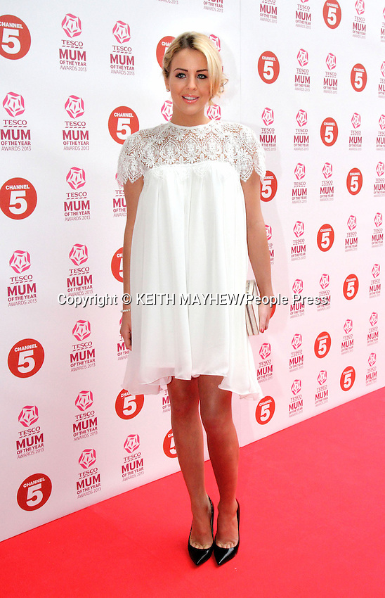 London - Tesco Mum of the Year Awards at The Savoy Hotel, The Strand, London - March 3rd, 2013<br />