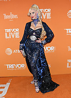 02 December 2018 - Beverly Hills, California - Cassandra Cass. 2018 TrevorLIVE Los Angeles held at The Beverly Hilton Hotel. <br /> CAP/ADM/BT<br /> &copy;BT/ADM/Capital Pictures