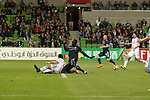 Melbourne Victory (AUS)  vs Kawasaki Frontale (JAP) during the AFC Champions League 2018 Match Day 4 Group F on 30 March 13, in Melbourne, Australia. Photo by Mark Dadswell / Power Sport Images
