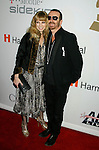 BEVERLY HILLS, CA. - February 07: Anoushka Fisz and Musician Dave Stewart arrive at the 2009 GRAMMY Salute To Industry Icons honoring Clive Davis at the Beverly Hilton Hotel on February 7, 2009 in Beverly Hills, California.
