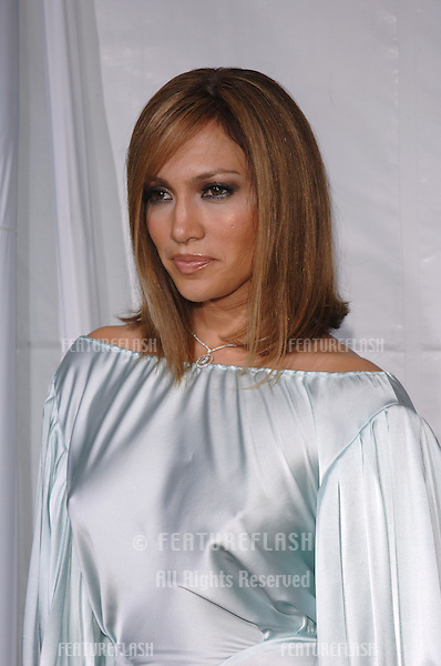 Actress JENNIFER LOPEZ at the Los Angeles premiere for her new movie Monster in Law..April 29, 2005 Los Angeles, CA..© 2005 Paul Smith / Featureflash