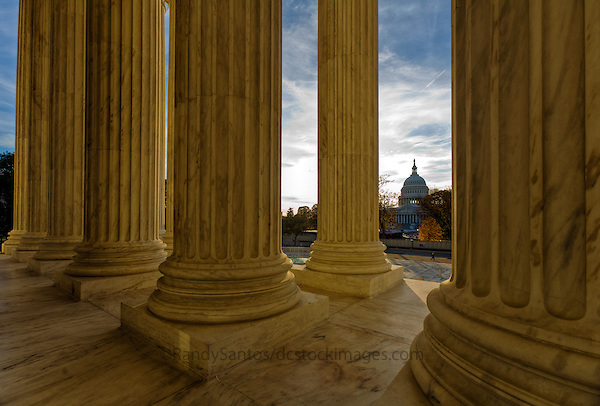 Supreme Court Washington DC Photography