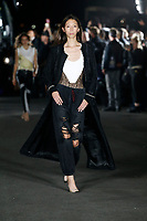 Alexander Wang<br /> catwalk fashion show at New York Fashion Week<br /> Spring Summer 2018<br /> in New York, USA September 2017.<br /> CAP/GOL<br /> &copy;GOL/Capital Pictures