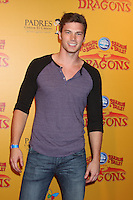 Derek Theler at the opening night of Ringling Bros. &amp; Barnum &amp; Bailey's 'Dragons' held at Staples Center on July 12, 2012 in Los Angeles, California. &copy;&nbsp;mpi27/MediaPunch Inc /*NORTEPHOTO*<br />