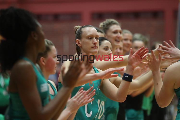 Vitality Super League<br /> Celtic Dragons v Team Bath<br /> 18.02.17<br /> ©Steve Pope - Sportingwales