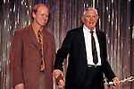Ron Howard and Andy Griffith.NATPE Convention.Iris Awards.New Orleans, LA.1/1992.