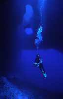 Palau Blue Hole