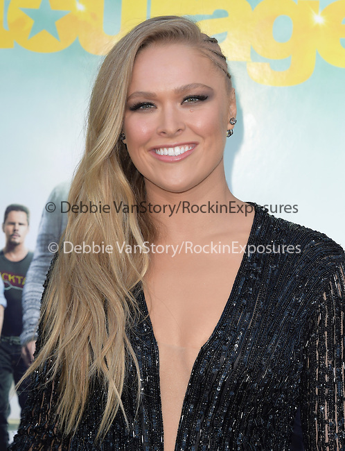 Ronda Rousey attends The Warner Bros. Pictures' L.A. Premiere of Entourage held at The Regency Village Theatre  in Westwood, California on June 01,2015                                                                               © 2015 Hollywood Press Agency