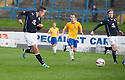 Dundee's Ryan Conroy scores their second goal.