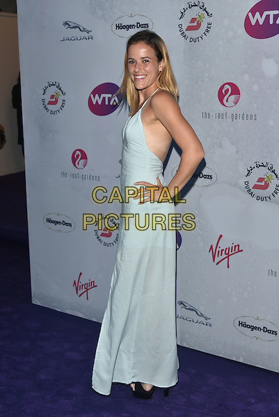 Nicole Gibbs at WTA pre-Wimbledon Party at The Roof Gardens, Kensington on june 23rd 2016 in London, England.<br /> CAP/PL<br /> &copy;Phil Loftus/Capital Pictures