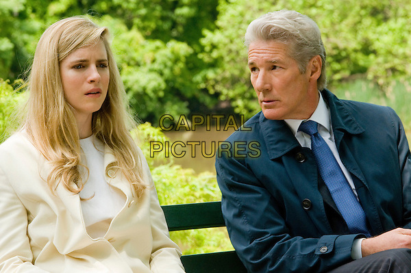 BRIT MARLING, RICHARD GERE.in Arbitrage (2012) .*Filmstill - Editorial Use Only*.CAP/FB.Supplied by Capital Pictures.