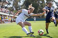 Stanford Soccer W vs Notre Dame, September 11, 2016