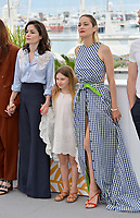 Vanessa Filho, Ayline Aksoy-Etaix &amp; Marion Cotillard at the photocall for &quot;Angel Face&quot; at the 71st Festival de Cannes, Cannes, France 12 May 2018<br /> Picture: Paul Smith/Featureflash/SilverHub 0208 004 5359 sales@silverhubmedia.com