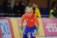 SCHAATSEN: BERLIJN: Sportforum, 07-12-2013, Essent ISU World Cup, 500m Ladies Division B, Mayon Kuipers (NED), ©foto Martin de Jong