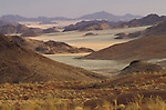 Namibia, View of Namib-Naukluft Desert