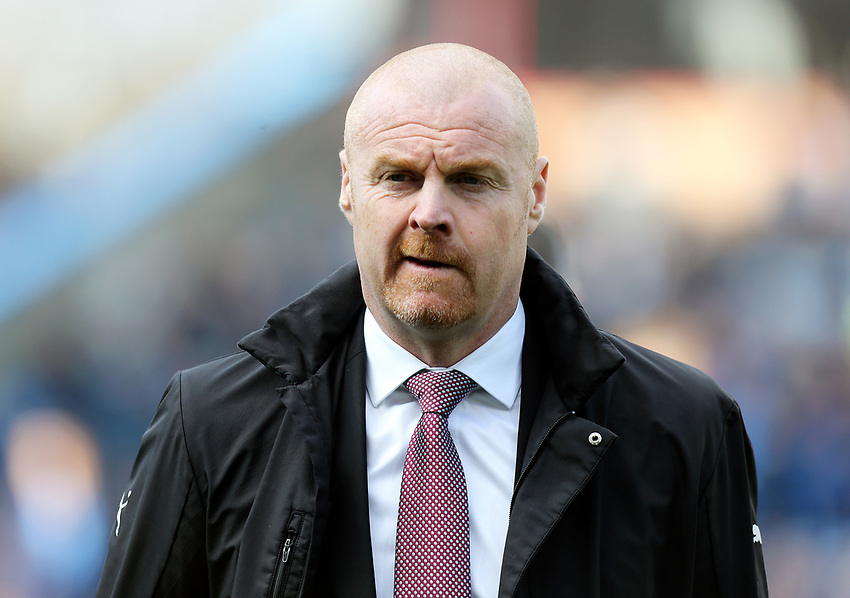 Burnley manager Sean Dyche<br /> <br /> Photographer Rich Linley/CameraSport<br /> <br /> The Premier League - Burnley v Wolverhampton Wanderers - Saturday 30th March 2019 - Turf Moor - Burnley<br /> <br /> World Copyright © 2019 CameraSport. All rights reserved. 43 Linden Ave. Countesthorpe. Leicester. England. LE8 5PG - Tel: +44 (0) 116 277 4147 - admin@camerasport.com - www.camerasport.com