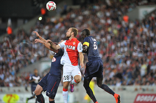 17.08.2014. Bordeaux, France. French League 1 football. Bordeaux versus Monaco.  VALERE GERMAIN