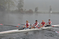 005 WRC ..Reading Rowing Club Small Boats Head 2011. Tilehurst to Caversham 3,300m downstream. Sunday 16.10.2011
