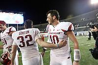 HAWGS ILLUSTRATED JASON IVESTER --01/02/2016--<br /> Arkansas vs Kansas St, Liberty Bowl