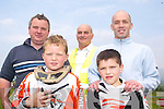 MOTOCROSS: Enjoying the Motocross Championships in Milltown on Saturday were front, l-r: Brendan McCarthy, Lewis Dunlea. Back, l-r: Tim McCarthy, Ken O'Neill, Mick Dunlea.   Copyright Kerry's Eye 2008