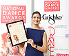 The Critics' Circle National Dance Awards 2016 <br /> at the Lilian Baylis Studio, Sadler's Wells, London, Great Britain <br /> <br /> 6th February 2017 <br /> <br /> Video Patel <br /> Nominated <br /> <br /> <br /> <br /> Photograph by Elliott Franks <br /> Image licensed to Elliott Franks Photography Services