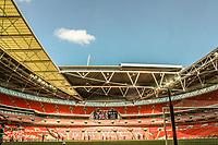 Wembley Stadium during the Vanarama National League Playoff Final between AFC Fylde & Salford City at Wembley Stadium, London, England on 11 May 2019. Photo by James  Gil.