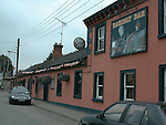 THE RAILWAY BAR IN KELLS CLOSED BY THE GARDA.PIC FRAN CAFFREY / NEWSFILE