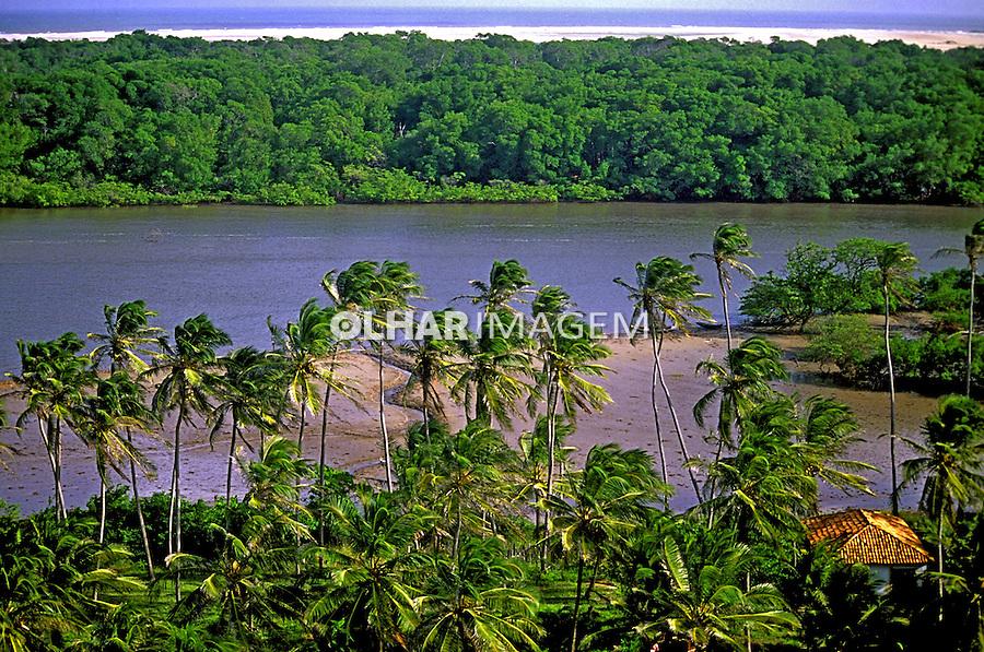 Parque Nacional dos Lençóis Maranhenses. Maranhão. Foto de Vinicius Romanini.