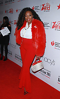 NEW YORK, NY February 08, 2018:Star Jones attend  American Heart Association's® Go Red For Women® Red Dress Collection® 2018 at Hammerstein Ballroom in New York. February 08, 2018. Credit:RW/MediaPunch