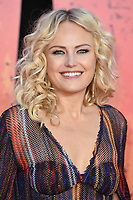 Malin Akerman arriving for the &quot;Rampage&quot; premiere at the Cineworld Empire Leicester Square, London, UK. <br /> 11 April  2018<br /> Picture: Steve Vas/Featureflash/SilverHub 0208 004 5359 sales@silverhubmedia.com