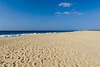Strand beim Hotel Riu Tuareg, Boa Vista, Kapverden, Afrika