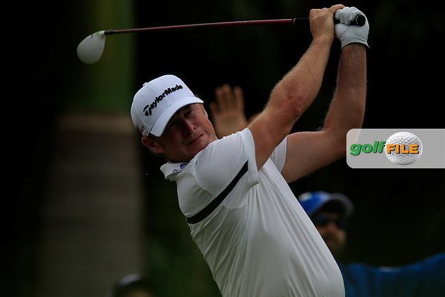 Jamie Donaldson (WAL) during the 3rd round at the WGC Cadillac Championship, Blue Monster, Trump National Doral, Doral, Florida, USA<br /> Picture: Fran Caffrey / Golffile