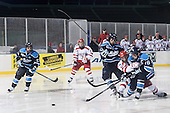 Connor Leen (Maine - 29), Cason Hohmann (BU - 7), Ben Hutton (Maine - 10), Danny O'Regan (BU - 10), Brice O'Connor (Maine - 16) - The University of Maine Black Bears defeated the Boston University Terriers 7-3 (2EN) on Saturday, January 11, 2014, at Fenway Park in Boston, Massachusetts.