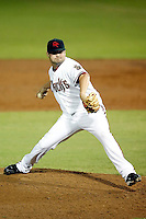 Bryan Woodall - Scottsdale Scorpions - 2010 Arizona Fall League.Photo by:  Bill Mitchell/Four Seam Images..
