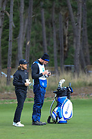 Tommy Fleetwood (ENG) in action at Spyglass Hill Golf Course during the second round of the AT&amp;T Pro-Am, Pebble Beach Golf Links, Monterey, USA. 08/02/2019<br /> Picture: Golffile | Phil Inglis<br /> <br /> <br /> All photo usage must carry mandatory copyright credit (&copy; Golffile | Phil Inglis)