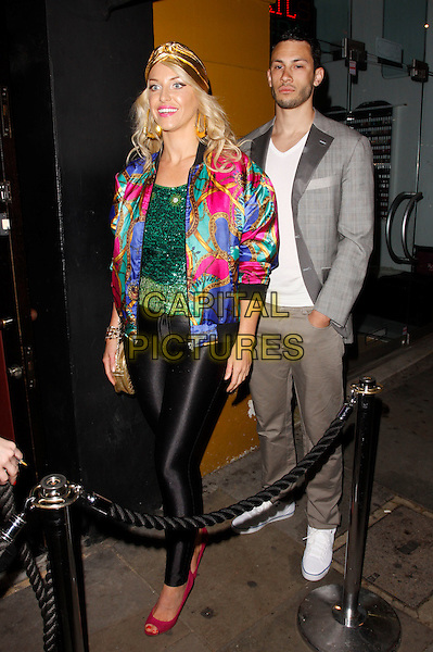LONDON, ENGLAND - MAY 22: Josie Gibson attends the Raffles Retro Members - party at Raffles on May 22, 2014 in London, England.<br /> CAP/AH<br /> &copy;Adam Houghton/Capital Pictures